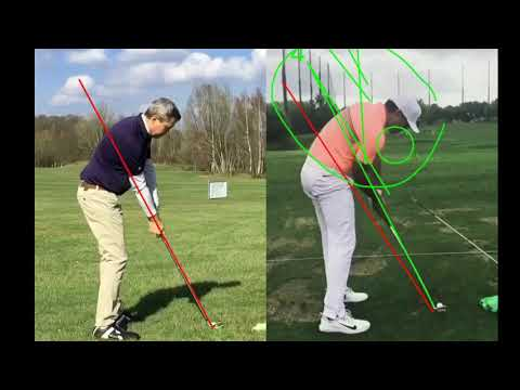 Simplifying your golf swing Part 3 –  Single swing plane, or many? Your choice!