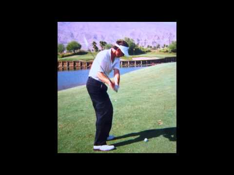 Daily Golf Tips/Golf Lessons For Beginners – Hitting Golf Ball Flat – Day 12