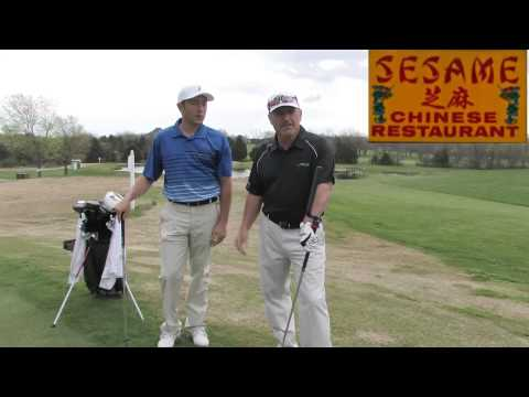 Golf Tips With The Tonys- Chipping Off The Toe