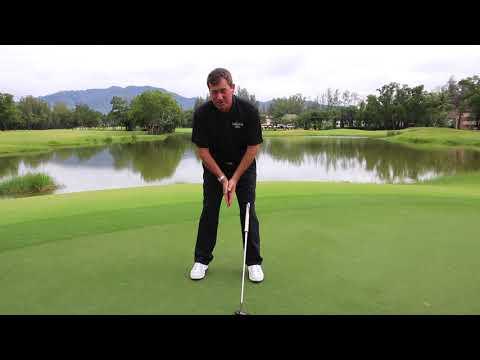 Laguna Golf Tips – Putting Stroke