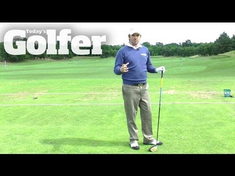 Driving warm-up drill with Thomas Aiken – Today's Golfer