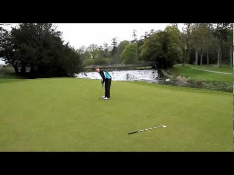 Golf Pace Putting Tip