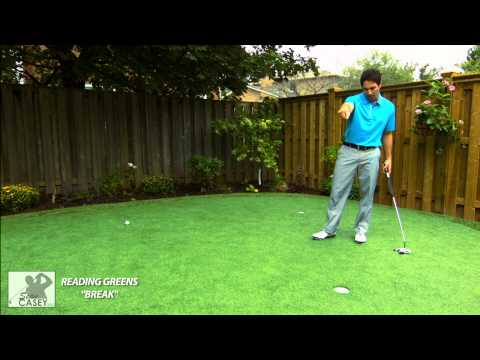 Golf Putting Tips – How to Read Greens and Make More Putts!