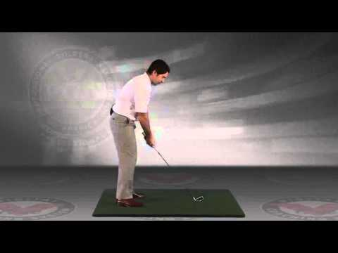 Improve Your Golf Swing with the 'left arm only' drill