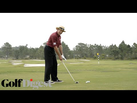 David Leadbetter on How To Do The A Swing Downswing   Golf Tips   Golf Digest