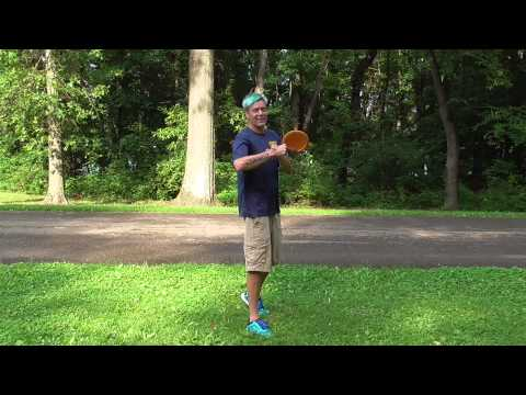 Disc Golf – Scott Stokely Driving Clinic – Forehand – 07-18-2015