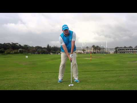 Long irons off the tee