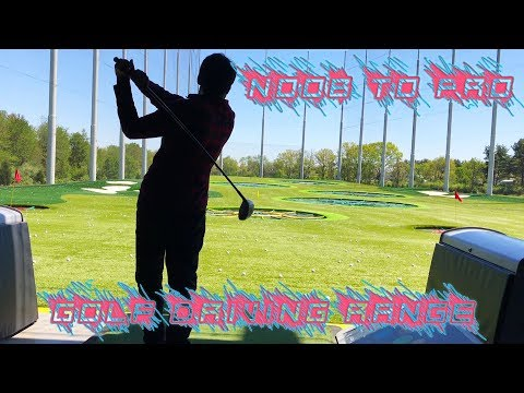 Top Golf Driving Range (First Time) | Noob To Pro