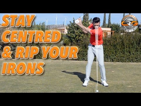 STAY CENTRED AND RIP YOUR IRONS