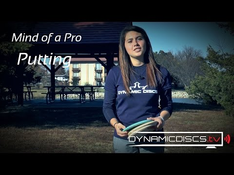 Paige Bjerkaas | Mind of a Pro | Putting