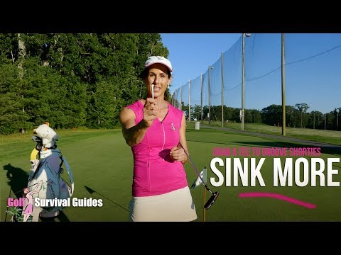 Great Putting Drill to Sink More Short Putts