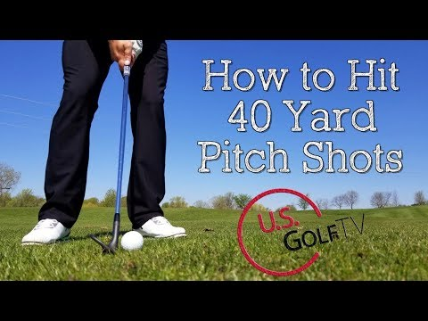 How to Hit Midrange Golf Pitch Shots Like Jason Day