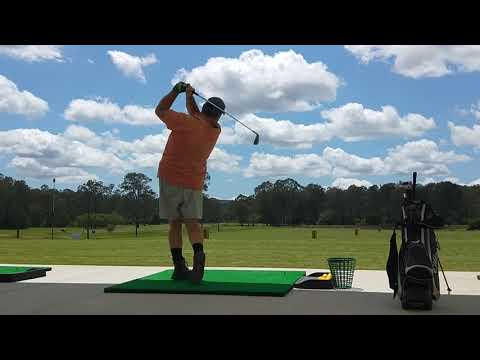Meadowbrook golf driving range.