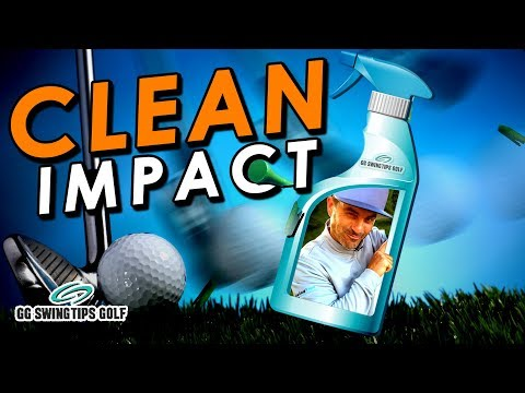 Make CLEAN Impact At Will – Golf Swing Drills