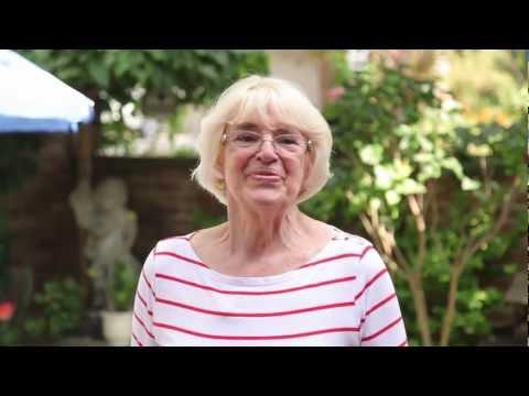 Grandma offers excellent gardening tips! Cyber-Seniors Corner