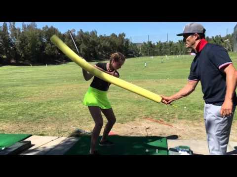 Golf Tip: BETTER GOLF PLANE FOR THE GOLF SWING