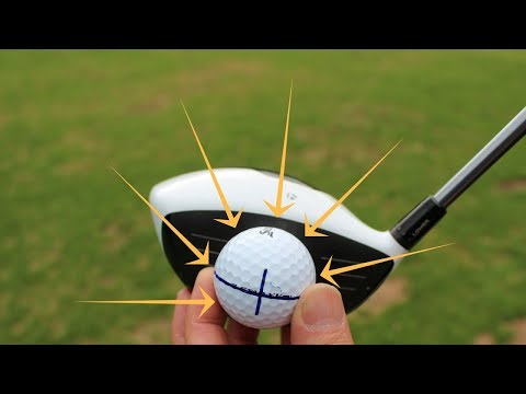 DRIVER HOW TO SWING MORE IN-TO-OUT (SIMPLE DRILL)