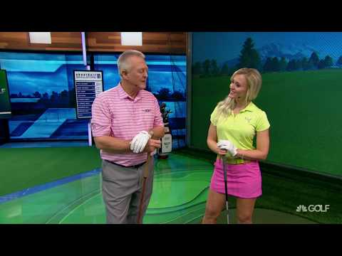 School of Golf: Lesson to Improve Driving Off the Tee   Golf Channel