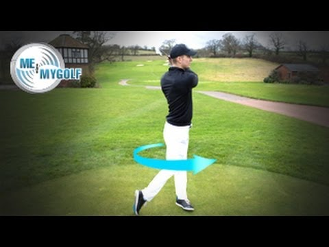 GOLF TIP – HOW TO STRIKE YOUR IRONS SOLID