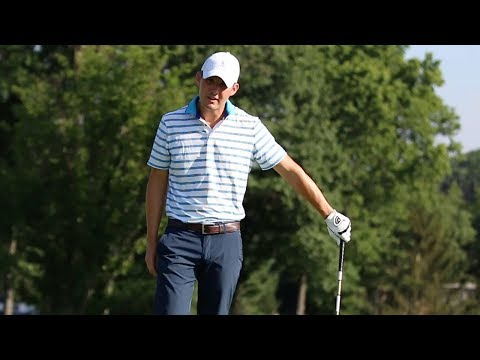 Insta Golf Tips: Grip With Left Hand