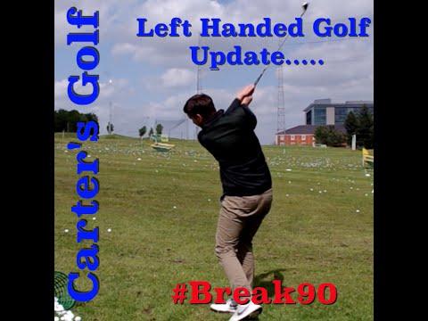 Learning Golf Left handed Update   Carter's Golf