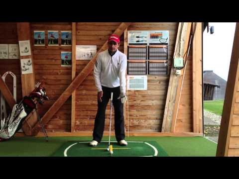 Golf Lesson No. 1.2 Beginners – The Grip, Left Hand