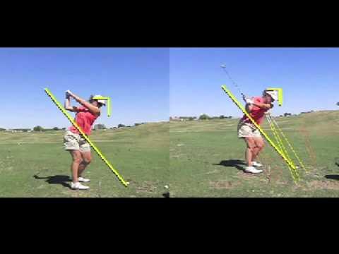 Stooksbury Golf Lessons & Tips – Sample Lesson (Swing Plane)