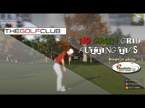 The Golf Club Game – No Green Grid Putting Tips