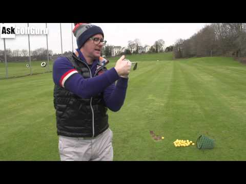 Golf Grip Lesson Left Hand Issues