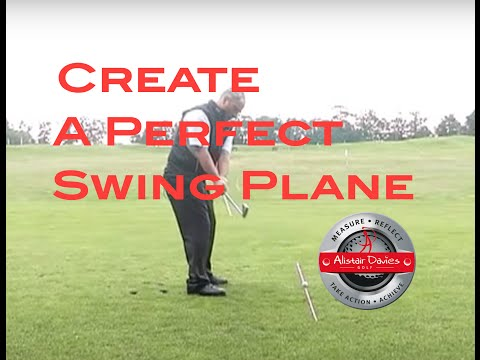 How To Swing The Club On A Perfect Swing Plane