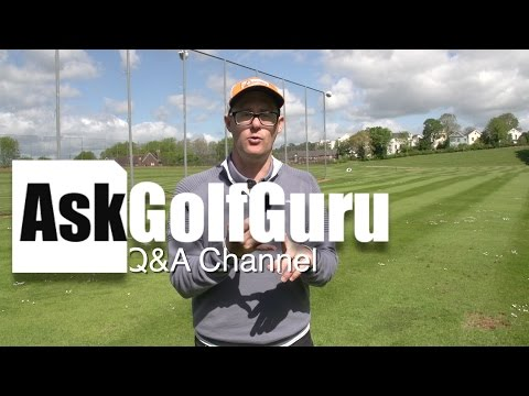 Golf Driver and Iron Swing Ideas