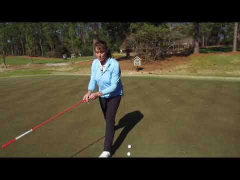 Donna Andrews Golf Tip #4 Putting Drill
