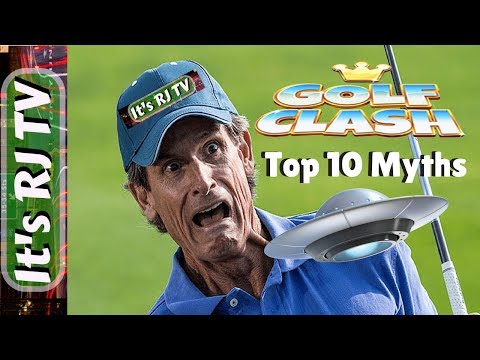 Top 10 Golf Clash Myths for beginners