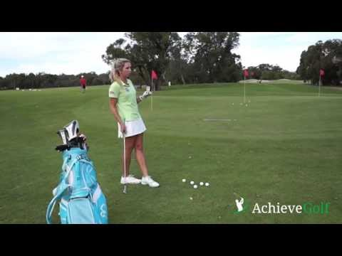 PGA Australia Golf Coach Danielle Montgomery: Chipping Tips