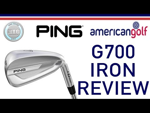 Ping G700 irons | Club Review | American Golf