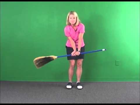 Broom Drill | Golf Tips | Wedges