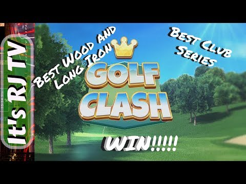 Golf Clash Best Clubs | Wood and Long Iron Beginners – Tour 5