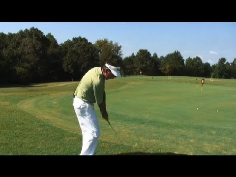 Landing Area for Golf Chipping Exercises : Golf Tips