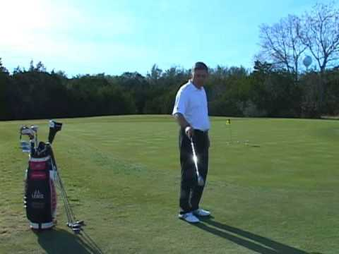 J.L. Lewis Golf Tips – Short Game: Putting, Chipping, Pitching