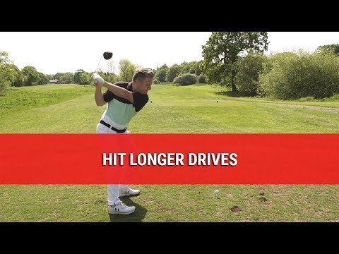 Hit Long Drives – Golf Swing Tips – DWG