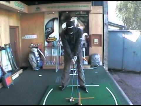 How To Hit a Golf Driver Irons and Wedge