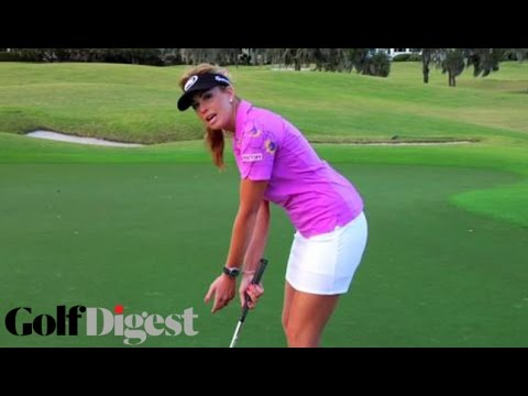 Paula Creamer: Short-Putt Drill-Putting Tips-Golf Digest