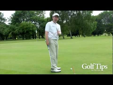 Leadbetter TV – Putting 3 | Putter path [Golf Tips]