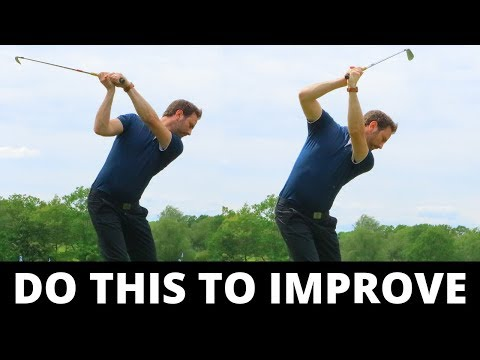 YOU SHOULD BE DOING THIS TO IMPROVE YOUR GOLF