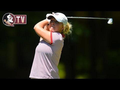 Playing Golf Left Handed Proves Right for Gumm