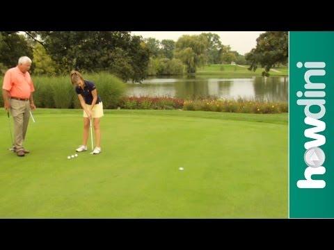Golf tips: The putting stroke with John Elliot