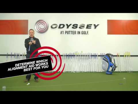 Golf putting tips – Alignment Drill 2