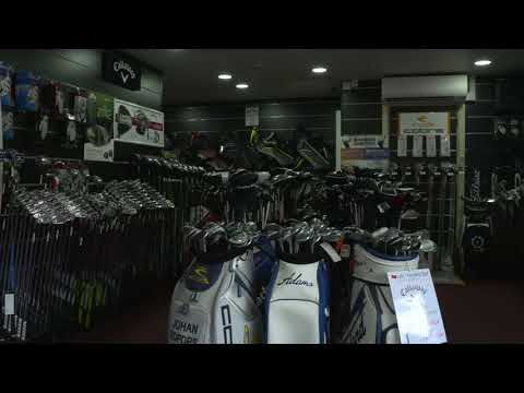 Left Handed Golf – Shop at Silvermere Golf Complex