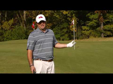 Ole Miss Men's Golf: Rebel Golf Tips – High Medium and Low Chipping