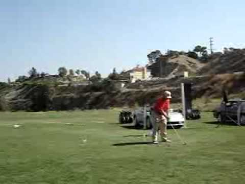 Golf Swing Tips : How to Stop Blocking Shots in a Golf Swing – Fantastic advice!